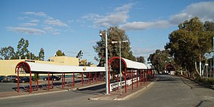 Salisbury, South Australia - Image: Salisbury Interchange 2
