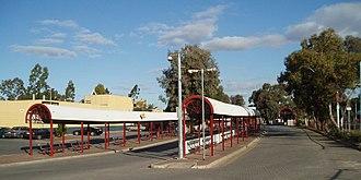 Salisbury, South Australia - Image: Salisbury Interchange 2