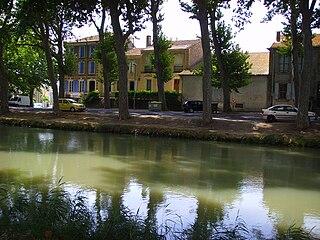 Sallèles-dAude Commune in Occitanie, France