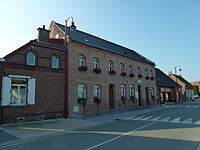 Saméon (Nord, Fr) mairie.JPG