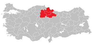 Samsun Subregion Subregion in West Black Sea, Turkey
