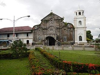 San Juan, Batangas - San Juan Nepomuceno Parish Church