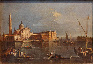 L'Église San Giorgio Maggiore à Venise