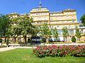 San Lorenzo de El Escorial - Parque de Terreros y Hotel Victoria Palace.jpg
