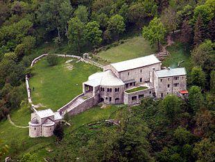 Complesso architettonico di San Pietro al Monte a Civate
