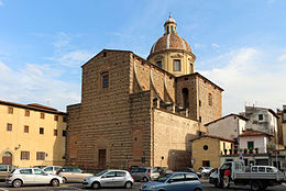 Chiesa San frediano di Firenze