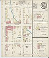 Sanborn Fire Insurance Map from Wilmington, Clinton County, Ohio. LOC sanborn06958 001-1.jpg