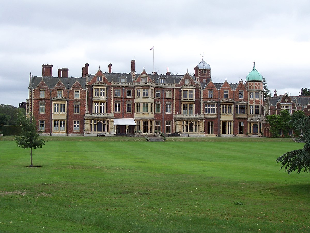 sandringham house wikipedia. Black Bedroom Furniture Sets. Home Design Ideas