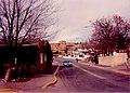 Santa Fe NM 1996 - Highway, Desert Inn.jpg