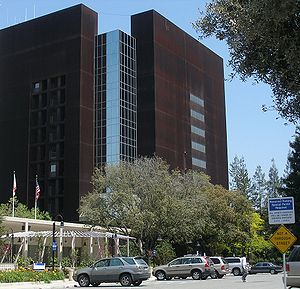 Santa Clara County, California - The Santa Clara County government center in May 2006