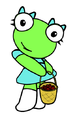 Sapa-pepa-con-moñitos-y-dos-pestañas-canasto-coloreado-02.png