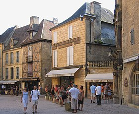 Sarlat Centre Ville Musee