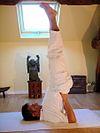 100px Sarvangasana yoga asanas Liste des exercices et position à pratiquer