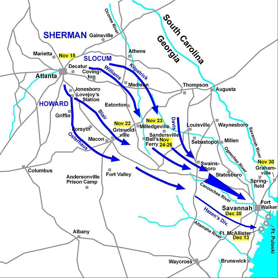 Savannah Campaign