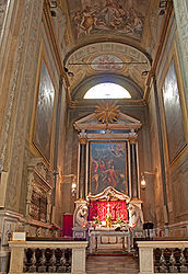 Savona Cathedral chapel 2010.jpg