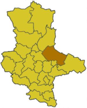 Anhalt-Zerbst - Image: Saxony anhalt aze