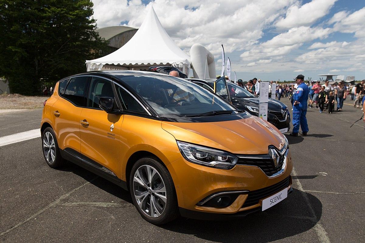 Renault Scenic Iv Wikipedia