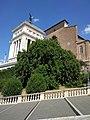 Scalinata Campidoglio Filolacca arborea.jpg