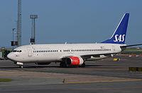 LN-RRK - B738 - SAS
