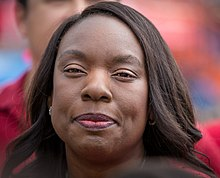 Scarborough-Guildwood MPP Mitzie Hunter - 2016 (28687660101) (cropped).jpg