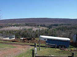 Scenery of North Union Township, Schuylkill County, Pennsylvania.JPG