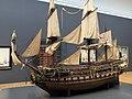 Scheepsmodel William RexModel van een linieschip van 74 stukken pic5.jpg