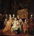Schenau - Die kurfürstliche Familie 1772.jpg