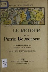 Le Retour de la petite bourgeoise