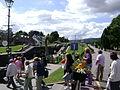 Scotland caledonian canal 2007.2Fort Augustus.JPG