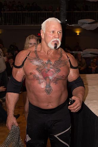 Scott Steiner - Steiner in 2013.