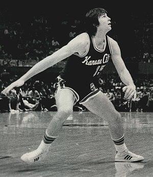 Scott Wedman - Wedman in 1976
