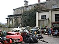 Scrapyard, at Blackborough House - geograph.org.uk - 1021931.jpg