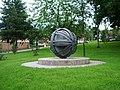 Sculpture, Market Street - geograph.org.uk - 975493.jpg