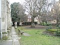 Seat in Windsor Parish Churchyard - geograph.org.uk - 1168746.jpg