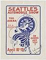 Seattle's Automobile Show advertisement, April 1916 (MOHAI 11907).jpg