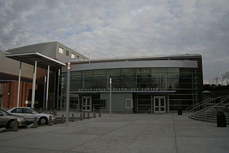 Garfield High School (Seattle) - Quincy Jones Performance Center at Garfield