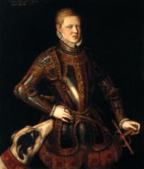 Retrato del rey Sebastián I de Portugal