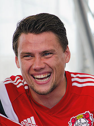 Sebastian Boenisch - Sebastian Boenisch in 2015