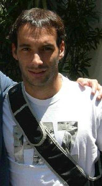 Unión Española - Sebastián Miranda, Unión Española's captain during the seasons 2009–10
