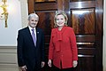 Secretary Clinton Poses for a Photo With Slovakian Foreign Minister Dzurinda (5098493494).jpg
