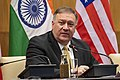 Secretary Pompeo Participates in a Joint Press Availability With Indian Foreign Minister Jaishankar (48131698028).jpg