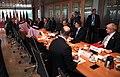 Secretary Tillerson Participates in a Meeting on Syria in Bonn (32138061503).jpg