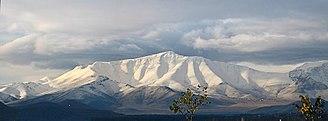 Arak, Iran - Image: Sefidkhāni mountain