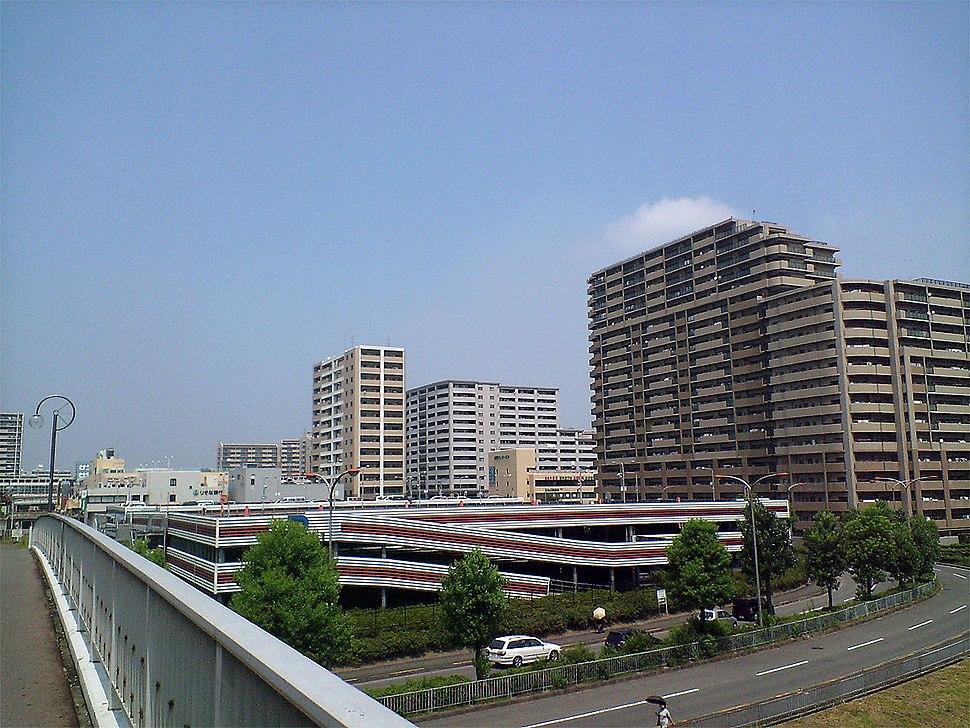 Senboku New-Town001