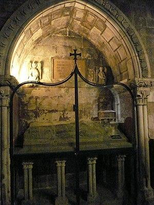 Arnau de Gurb - Mausoleum of Arnau de Gurb.