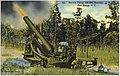 Service firing 240-mm Howitzer, Fort Bragg, N. C. (5812055878).jpg