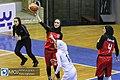 Setad Sherkat Meli Gas Tehran WBC vs Khaneh Basketball Fars WBC 2020-01-25 02.jpg