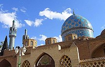Iran-Architettura islamica-Shah Nematollah Vali Shrine 07
