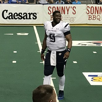 Shane Boyd - Boyd with the Baltimore Brigade in 2017