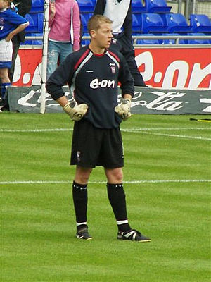 Shane Supple - Shane Supple during the 2006–07 season